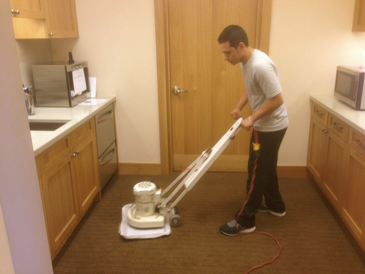 dry carpet cleaning Santa Rosa