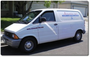 Am I a green carpet cleaner with an old Ford Aerostar?