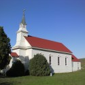 carpet cleaning Novato - Nicasio church