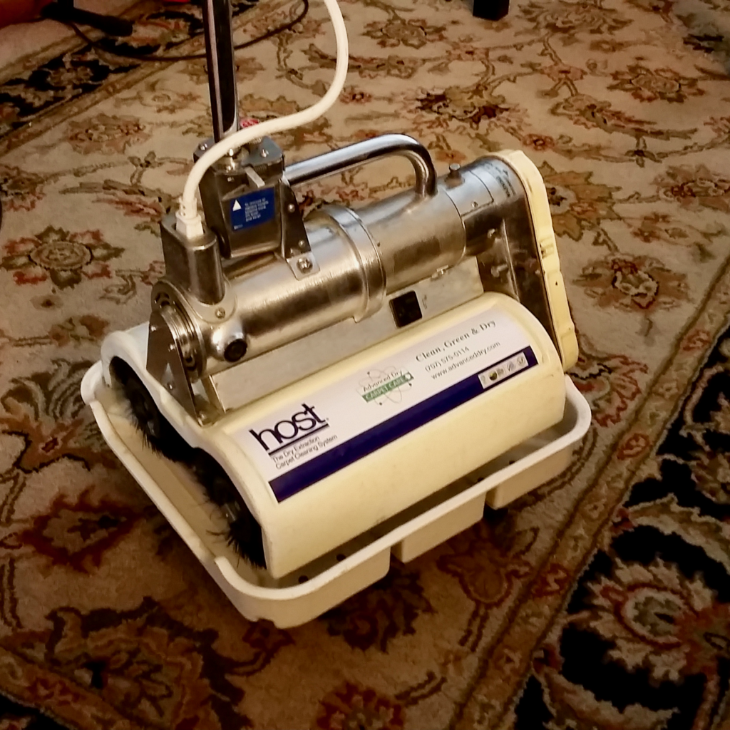 Host Dry Carpet Cleaning Machine for Sale, Cord, Tray ...