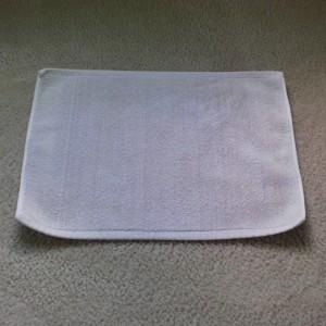 Teri-Towel Before- Clean