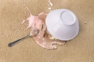 Carpet Spot Removal - spill - Spot Cleaner